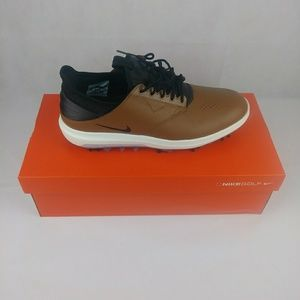 Nike Air Zoom Direct Golf Shoes Light British Tan